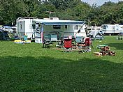 High Meadow Camping Area