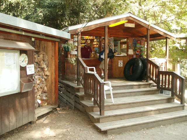 Big sur campground and cabins information for Big sur cabin