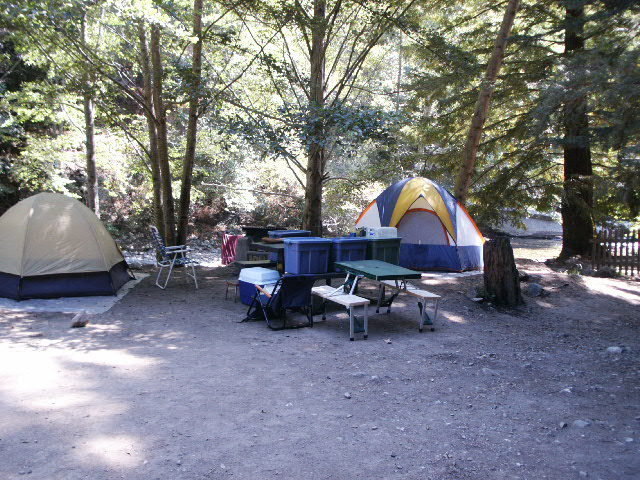 Big Sur Campground And Cabins Information