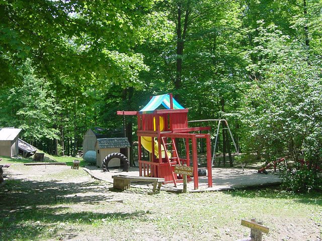 Cadillac Woods Campground Information For
