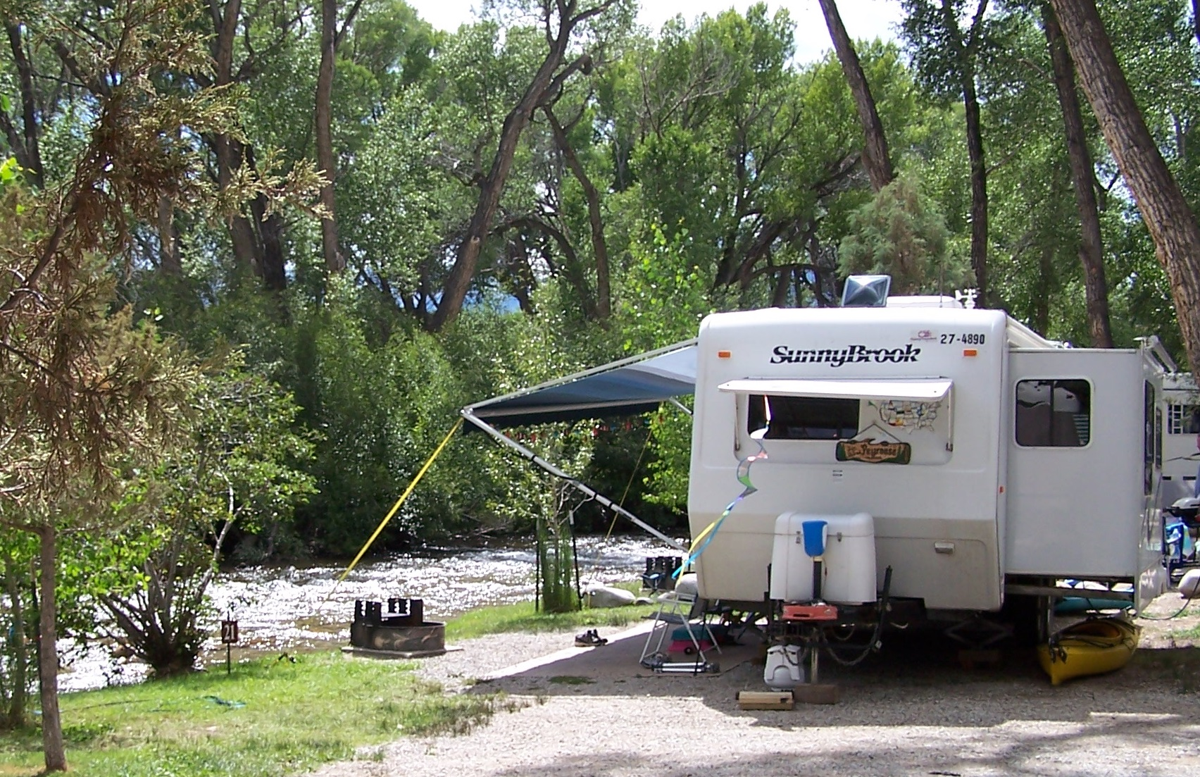 Chalk Creek Campground And Rv Park Photo Gallery