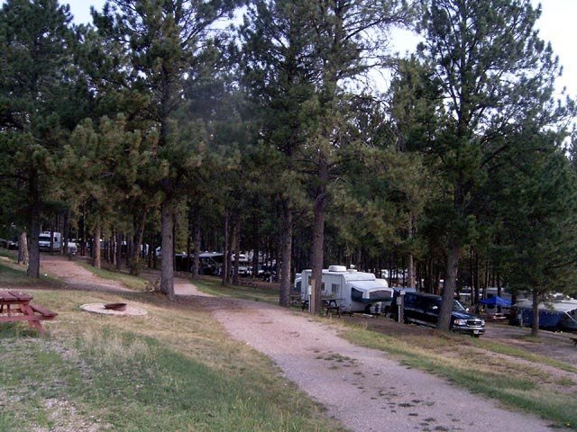 Camping Com Custer Crazy Horse Campground Information