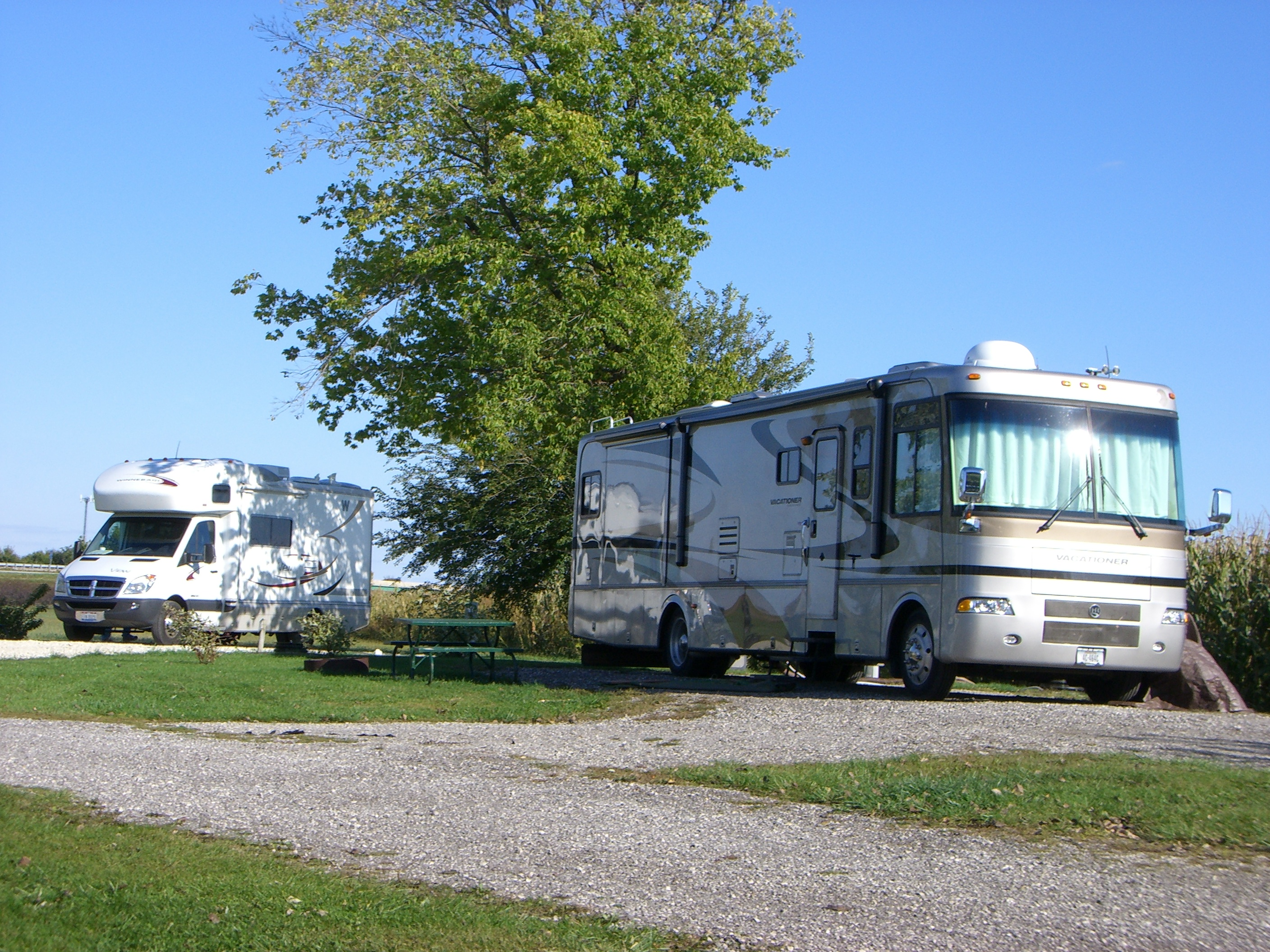D And W Lake Rv Park Llc Photo Gallery