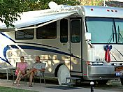 Welcome to Desert Sands RV Park!