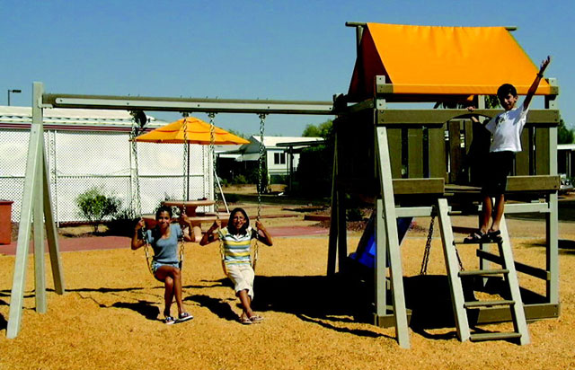 Desert 39 S Edge Rv Village Information For Camping And Rving