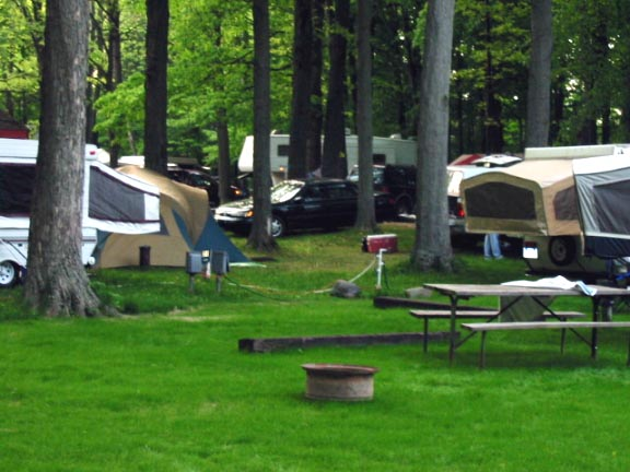 Camping Com Duke Creek Campground Information For
