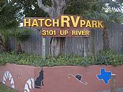 Welcome to Hatch RV Park