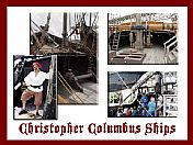 Take a tour of the Ships of Christopher Columbus