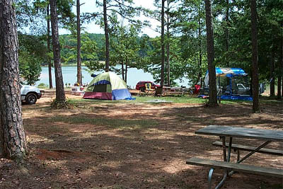Twin Lakes Rv Park Tn