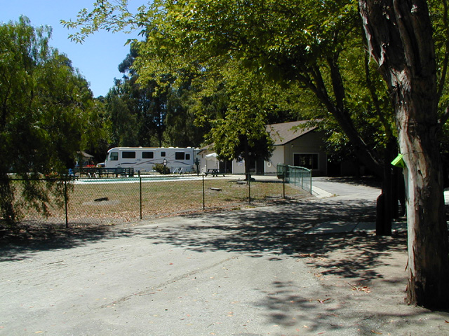 monterey vacation rv park information for