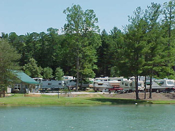 Rutledge Lake Travel Park, NC