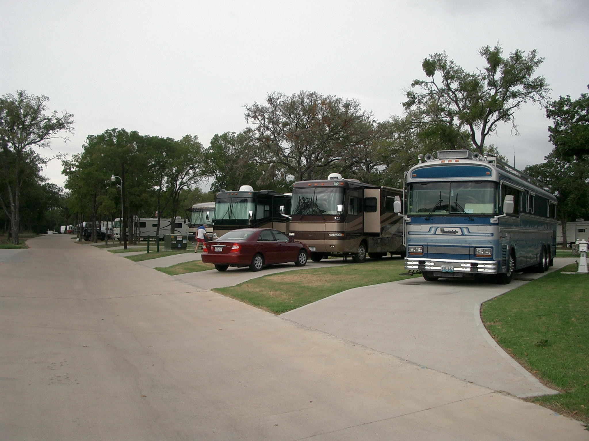 Oak Forest Rv Park Photo Gallery