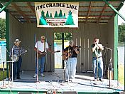 Welcome to Pine Cradle Lake Campground