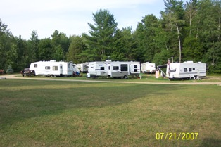Camping Com Wisconsin Select A State Campgrounds And Rv