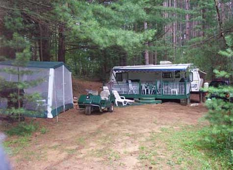 Camping Com Rustic Barn Campground Photo Gallery
