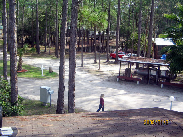 Camping Com Rustic Sands Resort Campground Information