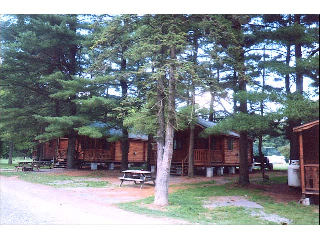 lodging campgrounds park