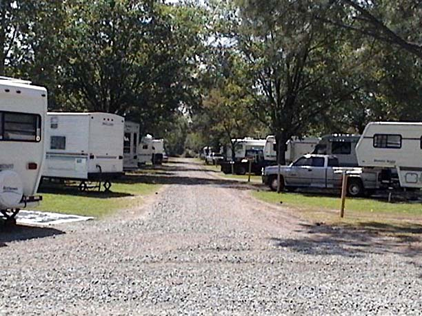 Guestrated Com Louisiana Greater New Orleans Campgrounds