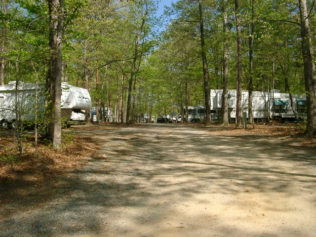 Camping Com Small Country Campground Photo Gallery