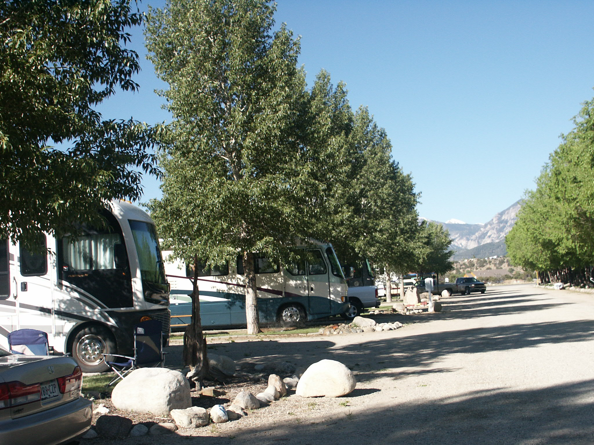 Rv Campgrounds Aspen Co Round Designs