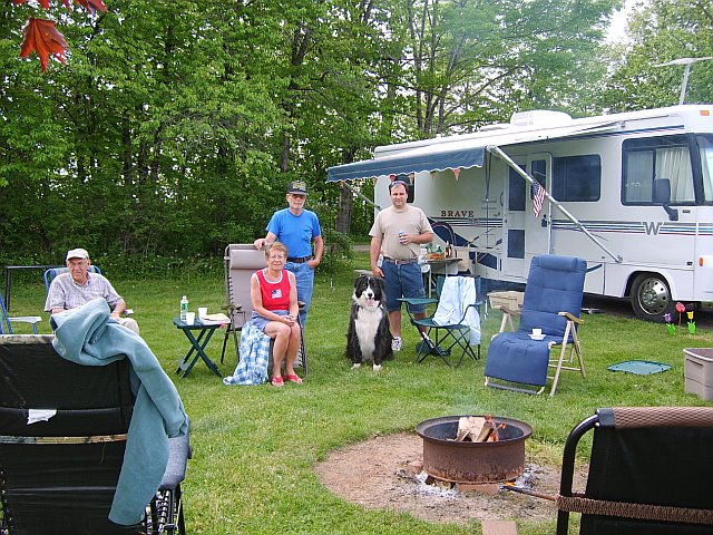 Full hook up campgrounds in new york
