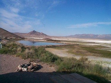 Camping Com Tecopa Hot Springs Campground And Pools