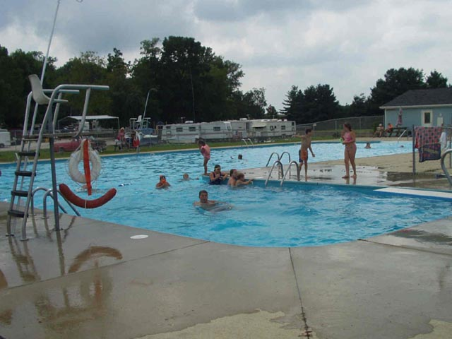 Walnut grove campground photo gallery Campsites in poole with swimming pool