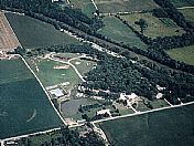 Aerial Photo of Walnut Grove