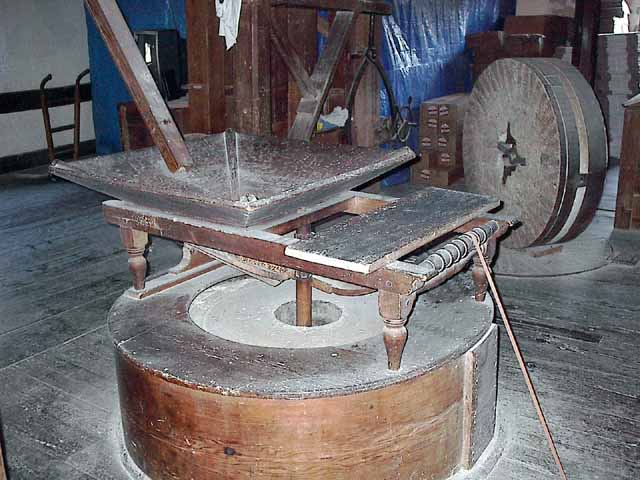 Grist Mill Grinding Stones http://travel.campgrounds.com/Campgrounds-and-RV-Parks/All/Ye-Olde-Mill-Campground/Photos